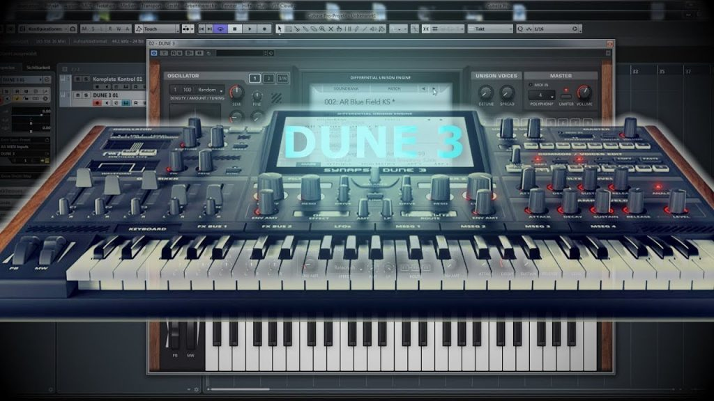 Synapse Audio Dune 3 Free Download