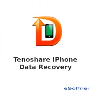 Tenorshare iPhone Data Recovery Logo