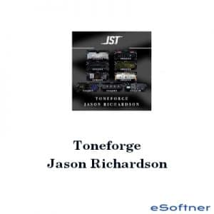 Toneforge Jason Richardson Logo