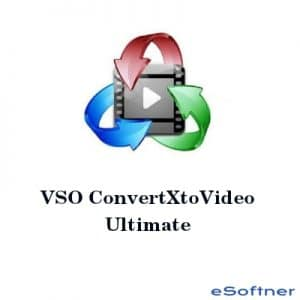 VSO ConvertXtoVideo Ultimate Logo