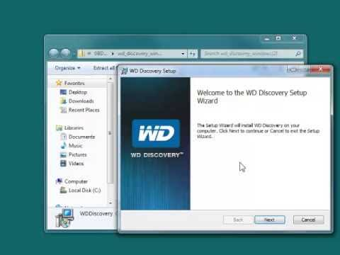 WD Discovery Download