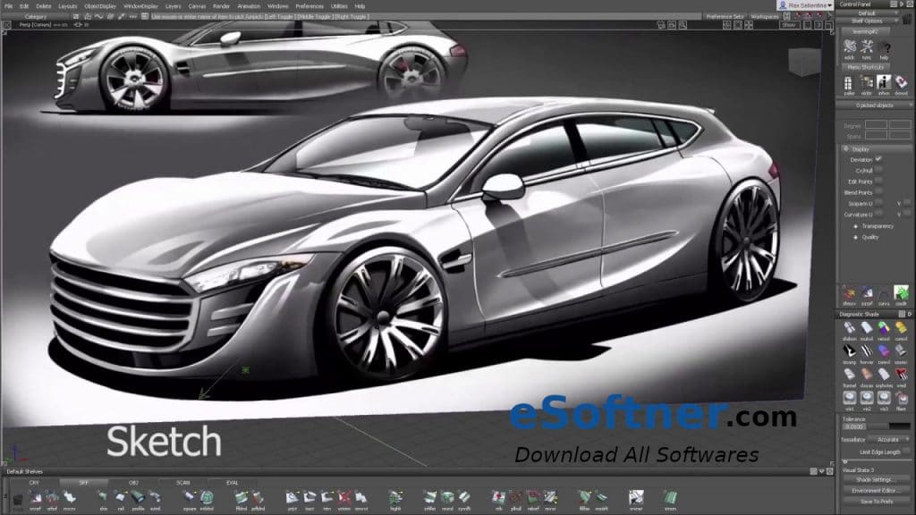 AutoDesk Alias AutoStudio Free Download