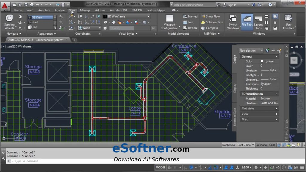 Autodesk AutoCAD MEP Free Download