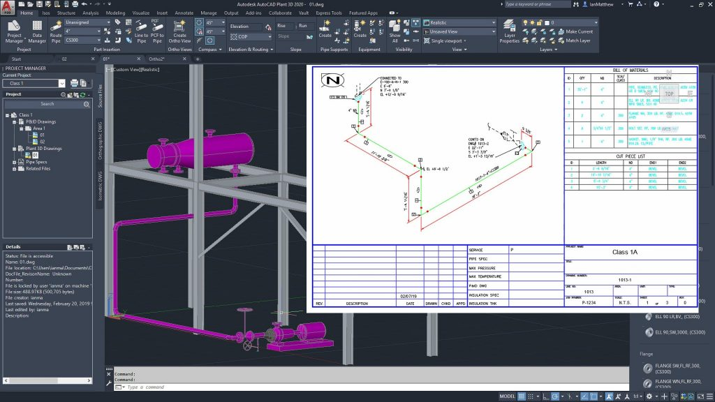 Autodesk AutoCAD Plant 3D Download