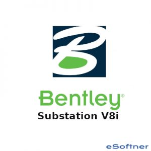 Bentley Substation V8i Logo