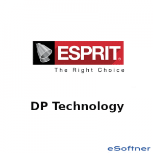 DP Technology ESPRIT Logo