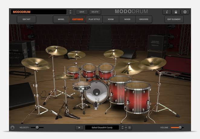IK Multimedia MODO DRUM Download