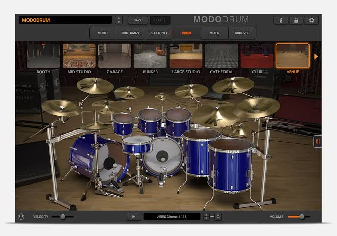 IK Multimedia MODO DRUM Free Download