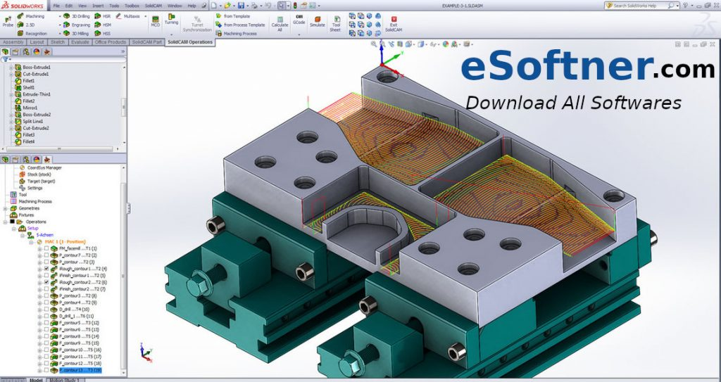 SolidCAM Free Download