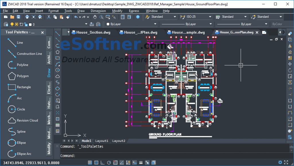 ZWCAD Architecture Download