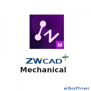 ZWCAD Mechanical Logo