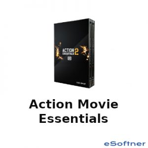 Action Movie Essentials Logo
