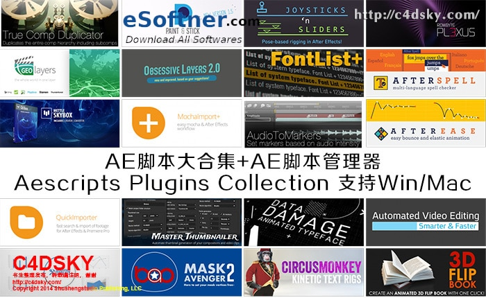 Aescripts Plugins Collection Download