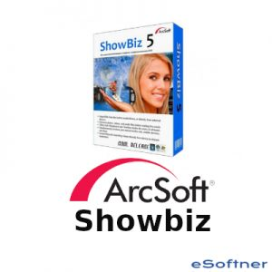 ArcSoft ShowBiz Logo