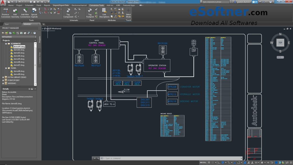 AutoCAD Electrical Download