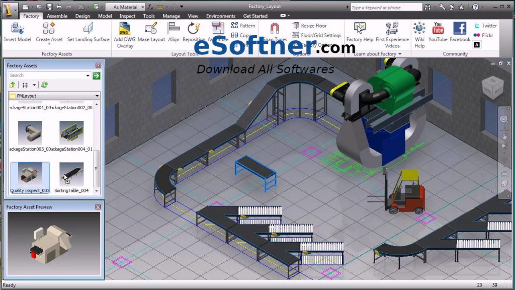 Autodesk Factory Design Utilities Free download