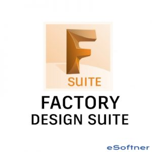 Autodesk Factory Design Utilities Logo