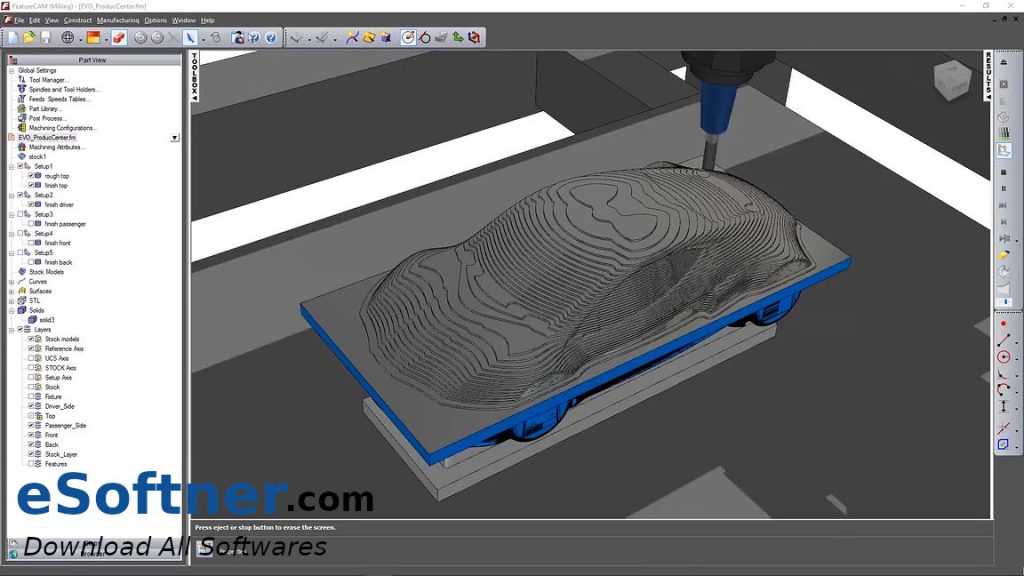 Autodesk FeatureCAM Download