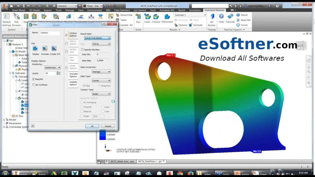 Autodesk Nastran Free Download