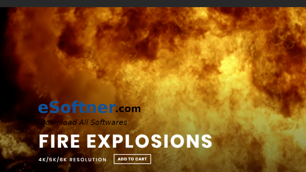 Combust 4K Fire Explosions Download