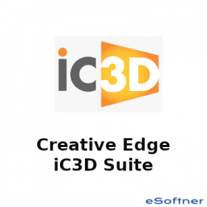 Creative Edge Software iC3D Suite Logo