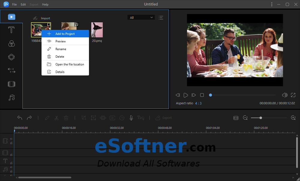 EaseUS Video Editor Free Download