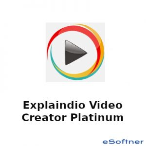 Explaindio Video Creator Platinum Logo