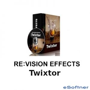 REVision Effects Twixtor Pro Logo