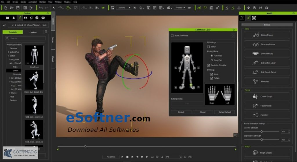 Reallusion iClone Pro Download