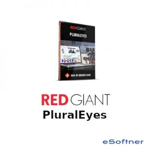 Red Giant PluralEyes Logo