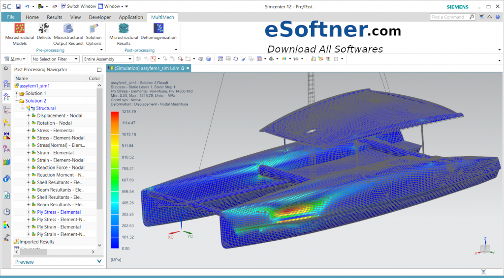 Siemens Simcenter Nastran Download