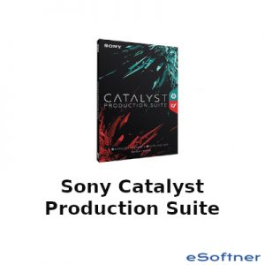 Sony Catalyst Production Suite Logo