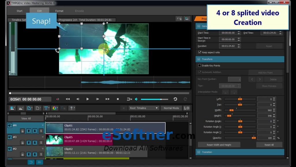 TMPGEnc Video Mastering Works Free Download