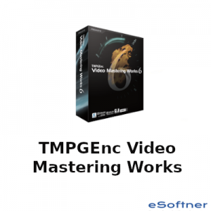 TMPGEnc Video Mastering Works Logo