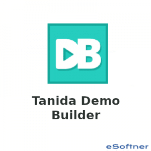 Tanida Demo Builder Logo