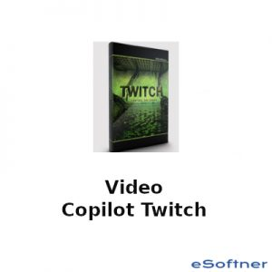 Video Copilot Twitch Logo