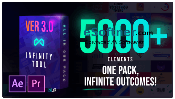 VideoHive – Infinity Tool Free Download
