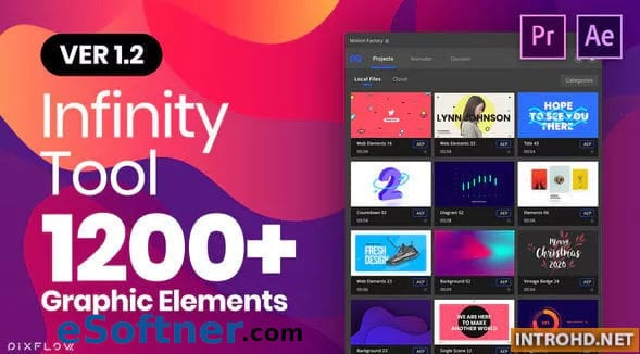 VideoHive – Infinity Tool Download