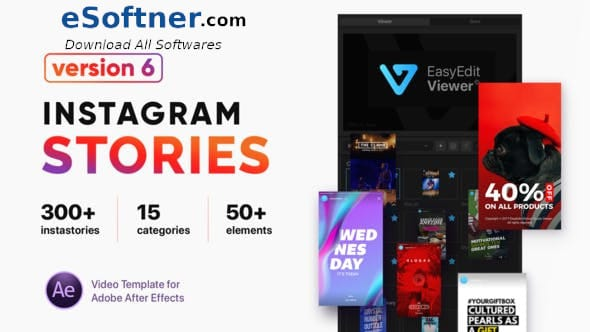 VideoHive – Instagram Stories Free Download