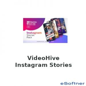 VideoHive – Instagram Stories Logo