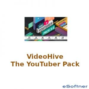 VideoHive – The YouTuber Pack Logo