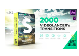 VideoHive Handy Seamless Transitions Pack Script
