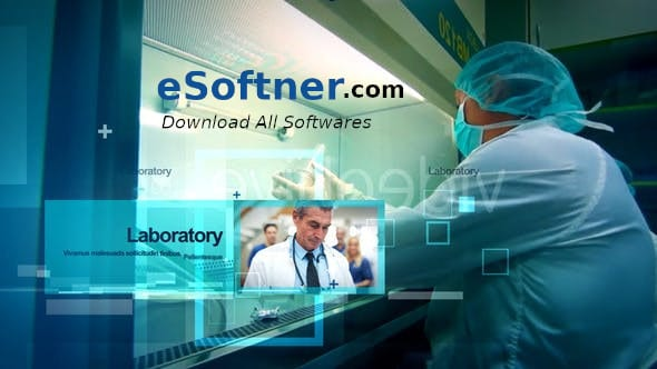 Videohive Medical Clinic After Effects Templates Free Download