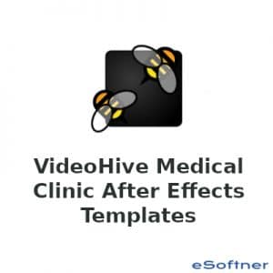 Videohive Medical Clinic After Effects Templates Logo