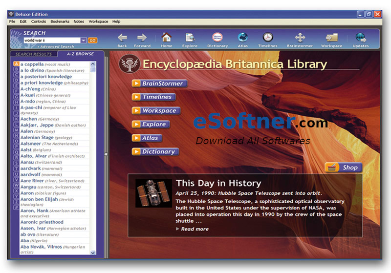 Britannica Encyclopedia Free Download