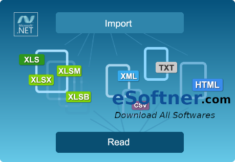 EasyXLS Professional Excel Library Download
