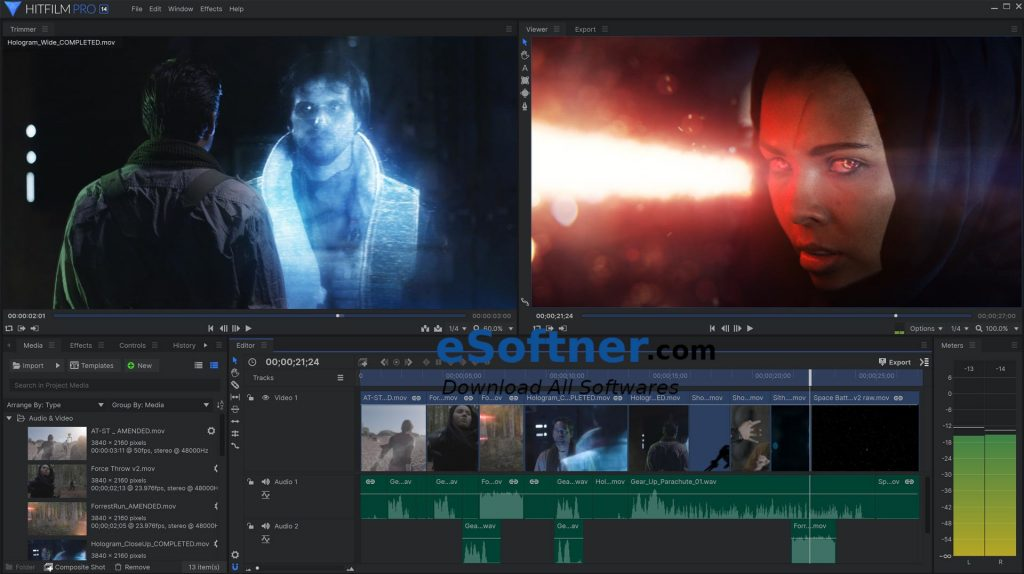 FXhome HitFilm Download