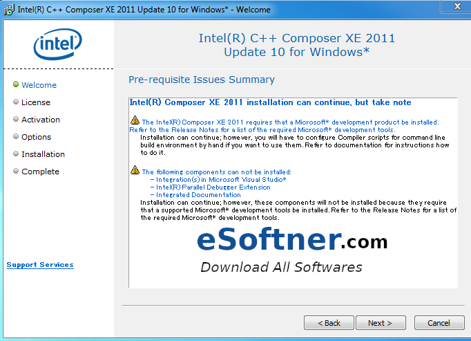 Intel C++ Compiler Download