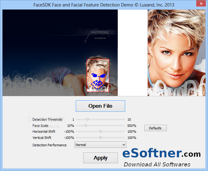 Luxand FaceSDK Free Download