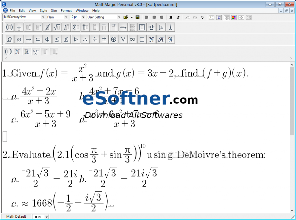MathMagic Personal Edition Download